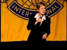 Patricia Fripp - Toastmasters International Keynote  #espeakers, #patriciafripp, #toastmasters