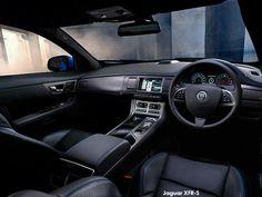 Jaguar XF XFR-S
