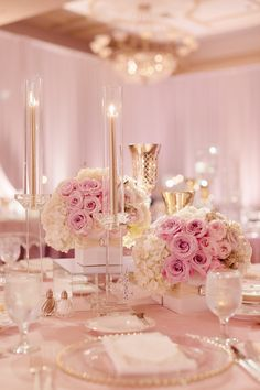 Pink and White Wedding Decor . 24 Unique Pink and White Wedding Decor . Sweet Pink Wedding Reception In Arlington Jaina James United with Love Pink And White Weddings, Pink And Gold Wedding, Blush Pink Weddings, Blush And Gold, Rose Wedding, Dream Wedding, Wedding Blush, Trendy Wedding, Wedding Ideas