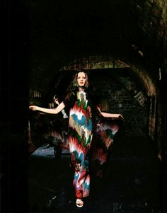 Lanvin L'Officiel magazine 1970
