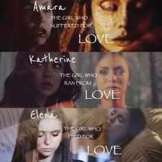 Nina did all of these part she is a great actress