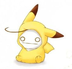 AWWWW! You see, if this were legit, I wouldn't have to catch 'em all... all I would need is this <3