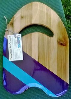 Hand Plane for Body Surfing by BarnDoorSurfboards on Etsy