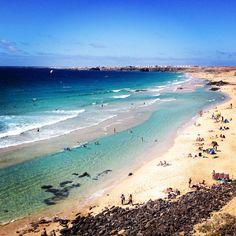 Verano 2014, Playa del Castillo, El Cotillo, Fuerteventura, Islas Canarias