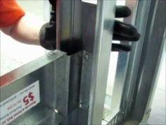 Metal Stud Framing Backing Installation