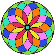 """Képtalálat a következőre: """"como dibujar mandalas con compas"""""""