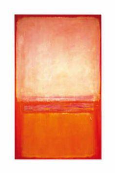 Mark Rothko - Untitled (1950) - Kunstdrucke Poster