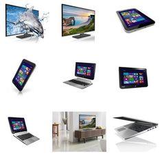 Toshiba, IFA'da Windows 8.1 tablet ailesi ve 4K TV'lerini tanıtacak
