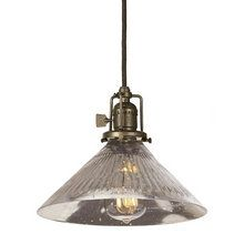 View the JVI Designs 1200-02-S2-SR 1 light Down Light Pendant with Antique Mercury Glass Shade from the Union Square collection at LightingDirect.com.
