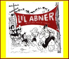 li'l' abner musical - Google Search