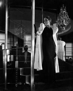 Vogue September 1934 ~ vintage everyday: 40 Gorgeous Fashion Photos Taken by Edward Steichen During the 1920s and 1930s