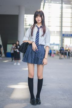 Japanese School Uniform Girl, School Girl Japan, School Girl Outfit, School Uniform Girls, Japan Girl, Girl Outfits, Fashion Outfits, School Uniform Images, School Uniform Fashion