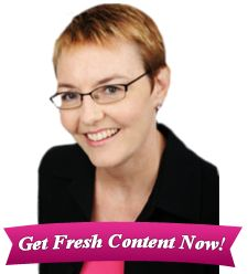 I've learned so much about online visibility from Denise Wakeman