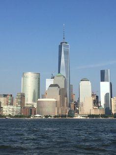 #MH370 #NYC #Manhattan #HudsonRiver #WTC1 #FinancialDistrict #BriceDailyPhoto
