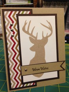 Remembering Christmas Stampin' up!