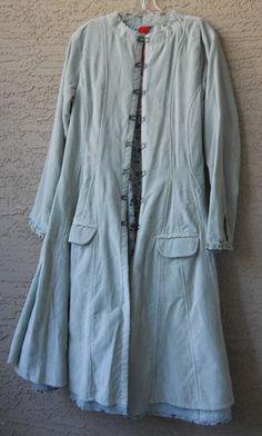 Ewa i Walla Long Velvet Jacket