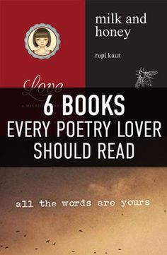 6 Books Every Poetry Lover Should Read