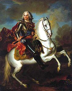 1722 gründete August der Starke per Erlass das Gestüt Graditz. Der Hauptzweck dieses Hofgestütes war die Beschaffung von Pferden für den kurfürstlichen Marstall. So verwundert es nicht, dass die Oberaufsicht über das Gestüt beim Oberstallmeister, dem auch der Marstall unterstand, lag. Der Bedarf an Pferden am Hofe war gigantisch. So ist verbürgt, dass für eine Reise des Kurfürsten nach Polen nicht weniger als 127 Wagen erforderlich waren - alle vierspännig gefahren.