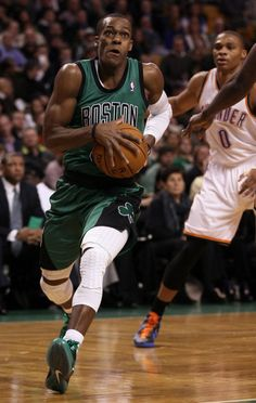 RAJON RONDO #Celtics #Basketball #NBA