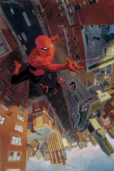 Spider-Man by Paolo Rivera