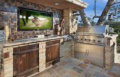 60 amazing outdoor kitchen ideas (47)