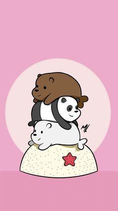 Pin oleh arsy lathifa di we bare bears di 2019 фоновые изобр