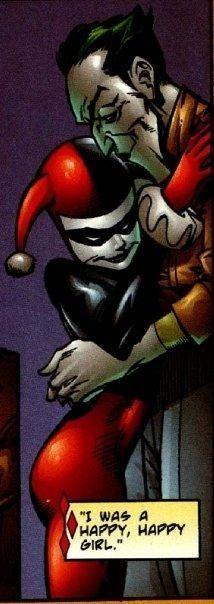 Harley Quinn and The Joker!