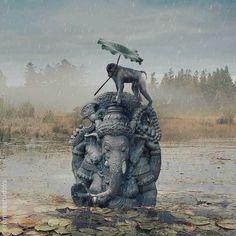 "1,490 Likes, 13 Comments - Mumbai Ganesha® (@mumbai_ganesha) on Instagram: ""@mumbai_ganesha प्रत्येकजणांचा सुखकर्ता व दुःखहर्ता.... . Mumbai Ganesha . . @mumbai_ganesha…"""