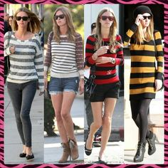 NICKY HILTON STRIPE OBSESSION1∞ #nickyhilton #stripes #sunglasses #accesories #black #red #yellow #blue #bags #denim #boots #shoes #heels #christianlouboutins #love #instalove #fashion #style #instastyle #instafashion #stylish #glamour #glamourous #outfit #nofilter #celebrity #streetfashion #streetstyle #blonde #instablonde... - Celebrity Fashion