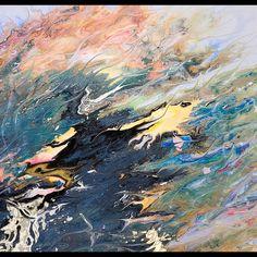 Pouring Acrylic Paint, 60ml Bottles - Set of 32 | ARTEZA