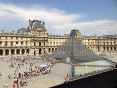Musée du Louvre in Paris 1st  1792.