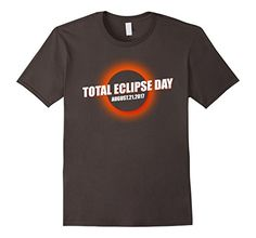 Red Diamond Ring Solar Eclipse Day August 21 T-shirt