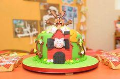 A festa Três Porquinhos dos dois anos de MH | http://alegarattoni.com.br/a-festa-tres-porquinhos-dos-dois-anos-de-mh/