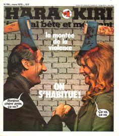 Hara Kiri - # 198 - Mars 1978