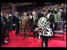 Donnie McClurken & Kim Burrell Pt 2 @ COGIC 103rd Holy Convocation
