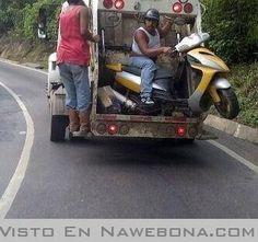 Only in Venezuela