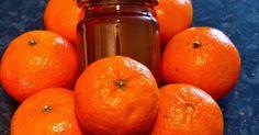 Zutaten: 1200 ml frisch, ausgepresster Mandarinensaft 400 ml frisch, ausgepresster Orangensaft Abrieb von 2 unbehandelten BIO - Manda...