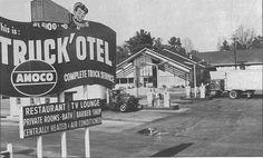 THE TRUCK 'OTEL in Fayetteville, N.C.