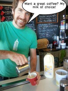 Edge Espresso Caloundra check it out! Bacon Roll, Great Coffee, Iced Coffee, Espresso, Check, People, Espresso Coffee, People Illustration, Espresso Drinks