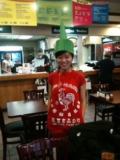 Sriracha sauce is better than Tabasco. | 53 Reasons Why Asians Are The Superior Race