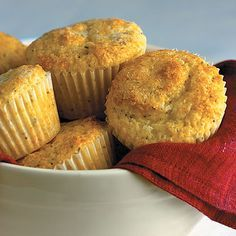 These muffins are the perfect way to start your day. They're so delicious, they also make a great afternoon snack.