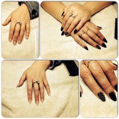 Gel nails. IBD :)