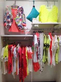 #Neon and #White at #NICCI