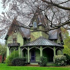 Beautiful Buildings, Beautiful Homes, Beautiful Places, Cute House, My House, Style At Home, Casa Estilo Tudor, Amazing Architecture, Architecture Design
