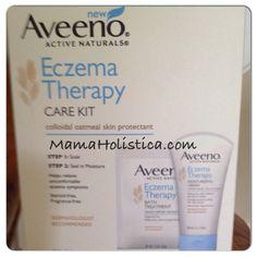 Sorteo de 4 Productos Aveeno® Eczema Therapy #AveenoActiveNaturals