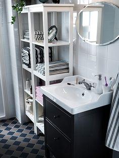 IKEA Hemnes Bathroom Vanity I Hope Other People Like This.