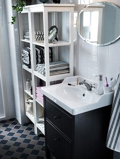 IKEA Hemnes Bathroom Vanity I Hope Other People Like This.