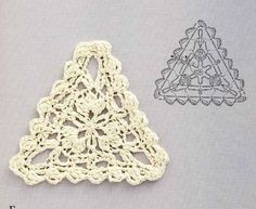 #ClippedOnIssuu from Crochet motif and edging