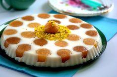 Muhallebili Kemal Paşa Tatlısı Ramadan Desserts, Ramadan Recipes, Iftar, Turkish Sweets, Middle Eastern Desserts, Turkish Recipes, Mediterranean Recipes, Cheesecake, Food And Drink