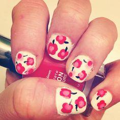 #floral #nails.